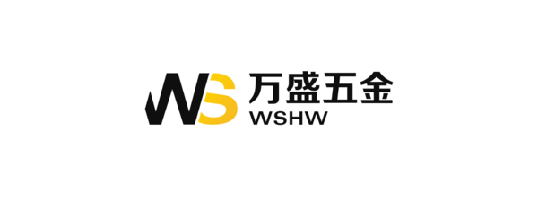 万盛五金 (logo 名片设计)